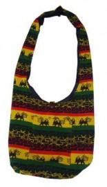 Rasta/Lion Shoulder Bag